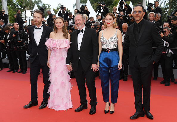 """72nd International Cannes Film Festival「""""Oh Mercy! (Roubaix, Une Lumiere)""""Red Carpet - The 72nd Annual Cannes Film Festival」:写真・画像(9)[壁紙.com]"""