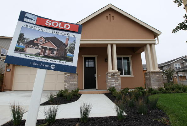 Real Estate「Monthly New Home Sales Rise Over 25 Percent」:写真・画像(4)[壁紙.com]