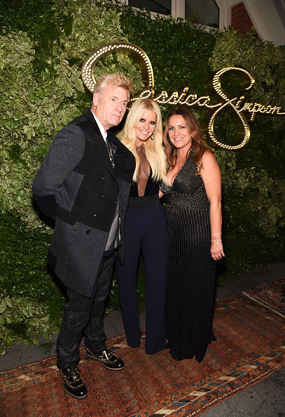 Jessica Simpson「Jessica Simpson Celebrates The 10th Anniversary Of The Jessica Simpson Collection」:写真・画像(18)[壁紙.com]