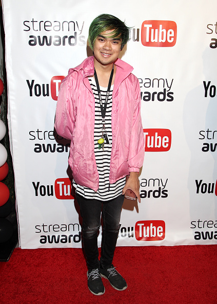 Wasabi「Official Streamy Awards Nominee Reception At YouTube Space LA」:写真・画像(13)[壁紙.com]