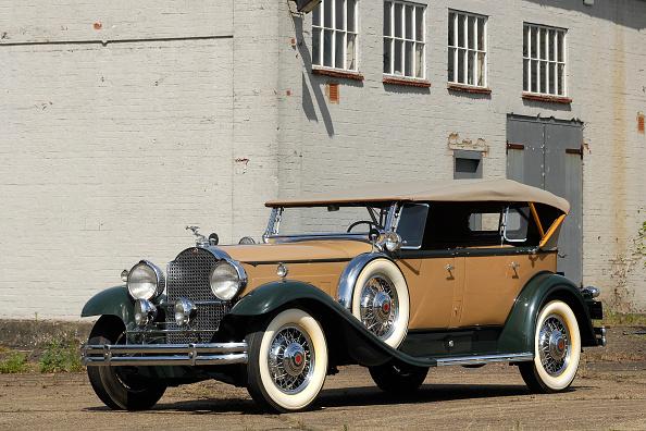 Luxury「1931 Packard Deluxe Eight」:写真・画像(7)[壁紙.com]