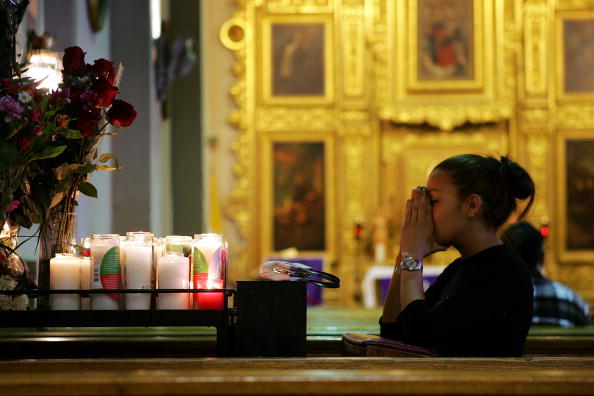 Church「American Catholics Pray For The Pope」:写真・画像(2)[壁紙.com]