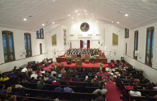Southern USA「Ebenezer Baptist Church Renovations」:写真・画像(19)[壁紙.com]