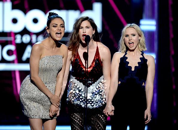 Kristen Bell「2016 Billboard Music Awards - Show」:写真・画像(19)[壁紙.com]