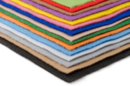Wool「colorful felt plates」:スマホ壁紙(15)