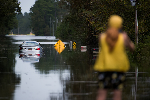 South Carolina「Flood Waters From Hurricane Florence Begin To Flood Parts Of South Carolina」:写真・画像(10)[壁紙.com]