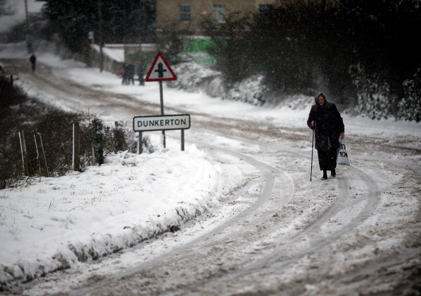 Matt Cardy「UK Hit By Heavy Snow Fall」:写真・画像(14)[壁紙.com]