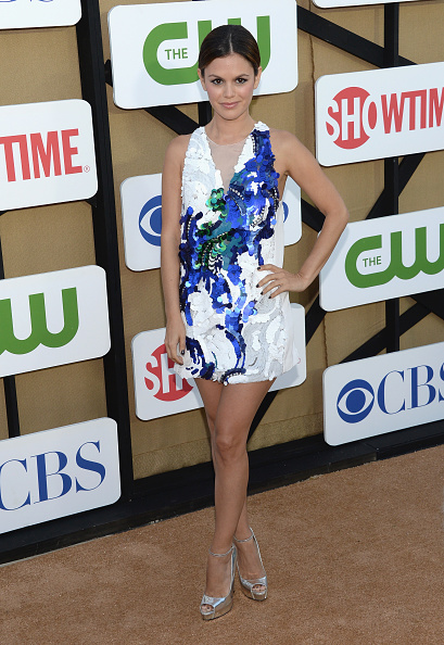 Multi Colored「CW, CBS And Showtime 2013 Summer TCA Party - Arrivals」:写真・画像(12)[壁紙.com]