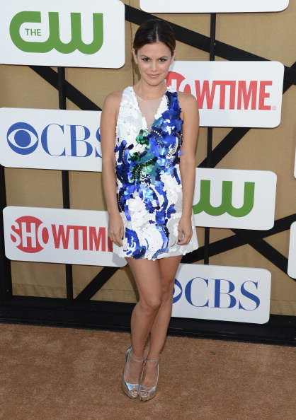 Multi Colored「CW, CBS And Showtime 2013 Summer TCA Party - Arrivals」:写真・画像(11)[壁紙.com]