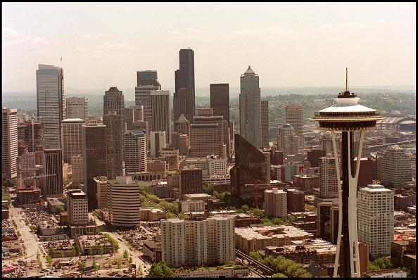 Urban Skyline「Earthquake Hits Seattle」:写真・画像(8)[壁紙.com]