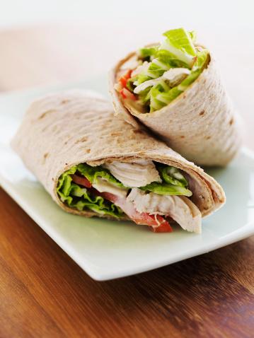 Wrap Sandwich「Chicken Wrap」:スマホ壁紙(4)