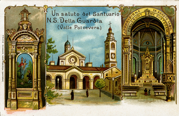 Fototeca Storica Nazionale「Our Lady Of The Guard」:写真・画像(8)[壁紙.com]
