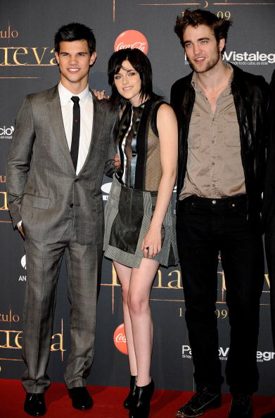 Twilight「'Twilight Saga: New Moon' Fans Event in Madrid」:写真・画像(15)[壁紙.com]