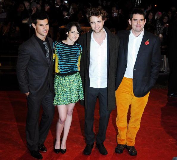 ロバート・パティンソン「The Twilight Saga: New Moon - UK Fan Event」:写真・画像(4)[壁紙.com]