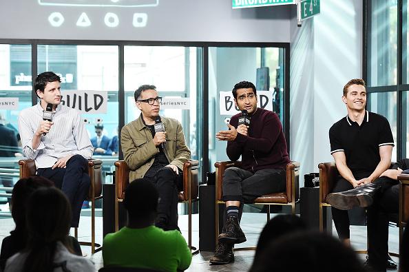 映画界「Build Presents The Cast Of 'The LEGO Ninjago Movie'」:写真・画像(12)[壁紙.com]