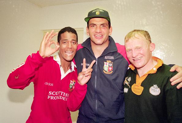 Club Soccer「1997 South Africa v British and Irish Lions 2ND Test Match Durban」:写真・画像(12)[壁紙.com]