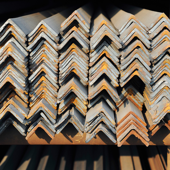 Full Frame「Steel channelling on sale at a construction products market, eastern Beijing, China」:写真・画像(5)[壁紙.com]