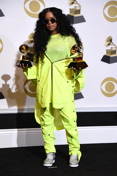 Two Objects「61st Annual GRAMMY Awards - Press Room」:写真・画像(8)[壁紙.com]