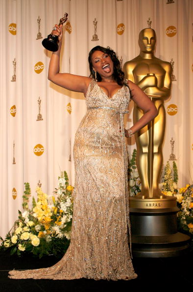Jennifer Hudson「79th Annual Academy Awards - Press Room」:写真・画像(3)[壁紙.com]