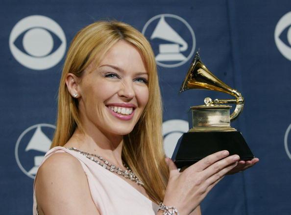 カイリー・ミノーグ「46th Annual Grammy Awards - Pressroom」:写真・画像(12)[壁紙.com]