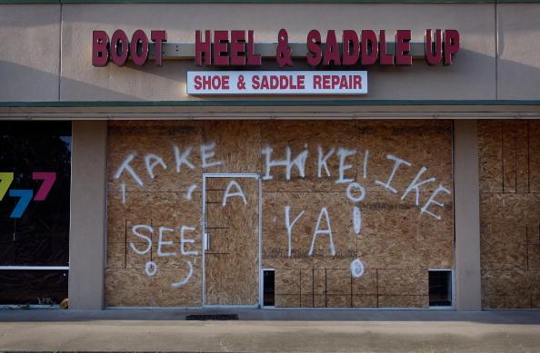 Hurricane Ike「Texas Gulf Coast Prepares For Hurricane Ike」:写真・画像(11)[壁紙.com]