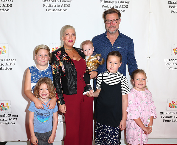 Family「The Elizabeth Glaser Pediatric AIDS Foundation's 28th Annual 'A Time For Heroes' Family Festival」:写真・画像(4)[壁紙.com]