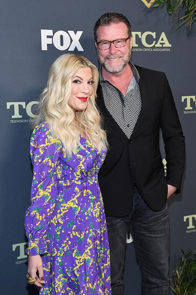 Tori Spelling「2019 Winter TCA Tour - FOX - Arrivals」:写真・画像(9)[壁紙.com]