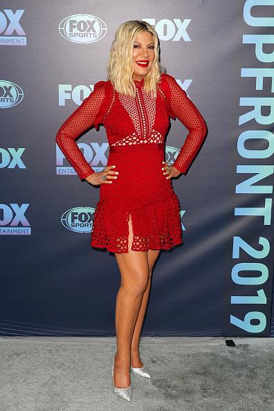 Tori Spelling「2019 Fox Upfront」:写真・画像(14)[壁紙.com]