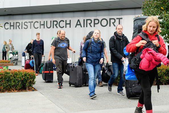Tourism「German Tourists Leave Christchurch On Special Repatriation Charter Flights Amid Coronavirus Lockdown」:写真・画像(19)[壁紙.com]
