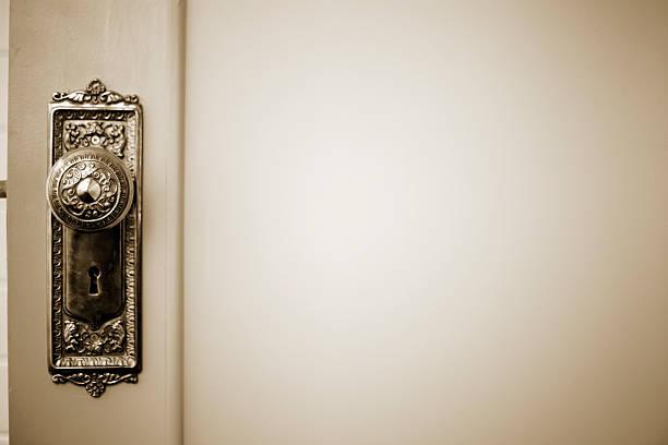Brass Vintage Door Knob:スマホ壁紙(壁紙.com)