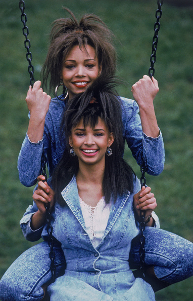 Double Denim「Mel And Kim」:写真・画像(7)[壁紙.com]