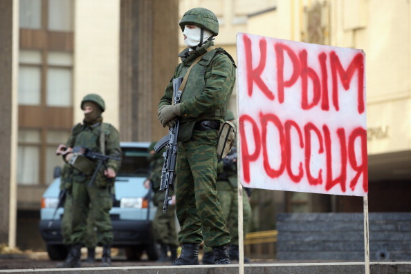 2014 Russian Military Intervention in Ukraine「Concerns Grow In Ukraine Over Pro Russian Demonstrations In The Crimea Region」:写真・画像(16)[壁紙.com]