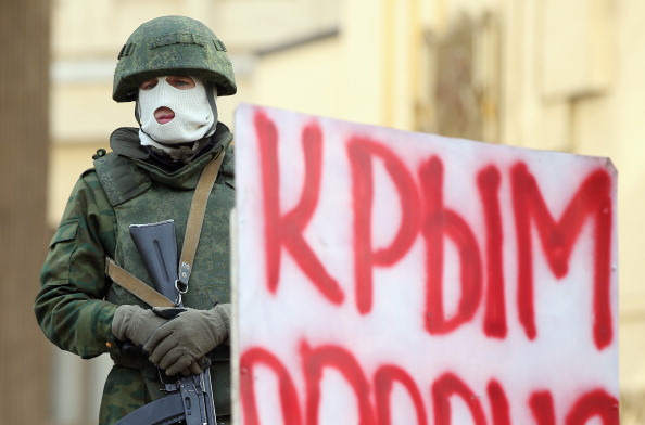 2014 Russian Military Intervention in Ukraine「Concerns Grow In Ukraine Over Pro Russian Demonstrations In The Crimea Region」:写真・画像(7)[壁紙.com]