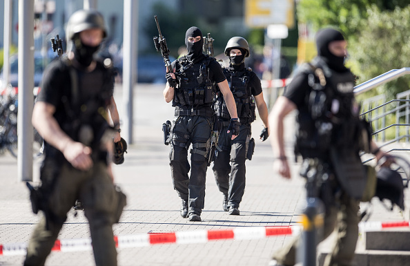Germany「Armed Man Storms Cinema Near Frankfurt」:写真・画像(12)[壁紙.com]