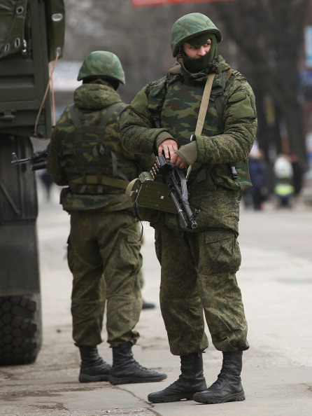 Simferopol「Concerns Grow In Ukraine Over Pro Russian Demonstrations In The Crimea Region」:写真・画像(9)[壁紙.com]