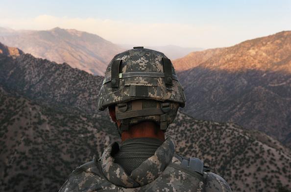 Mountain「U.S. Army Battles Taliban In Kunar Province」:写真・画像(6)[壁紙.com]