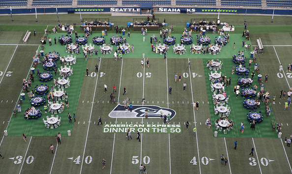 Hayward Field「American Express Dinner On The 50」:写真・画像(16)[壁紙.com]
