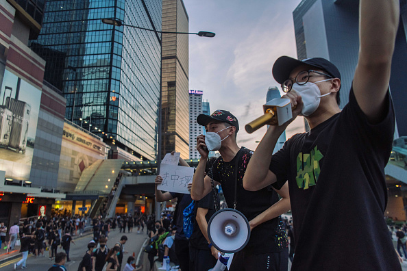 Social Issues「Anti-Extradition Protests In Hong Kong」:写真・画像(13)[壁紙.com]
