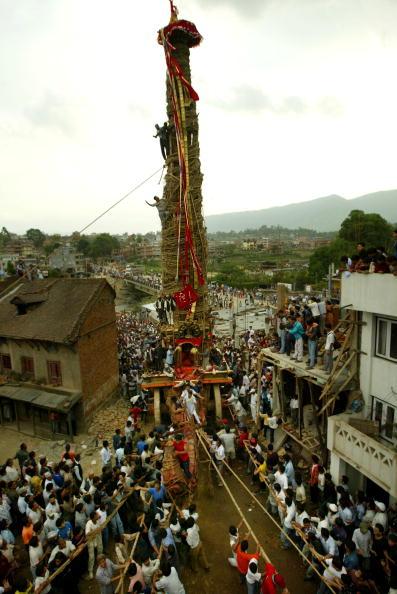Worshipper「Hindu Worshippers Celebrate Festival In Nepal」:写真・画像(16)[壁紙.com]
