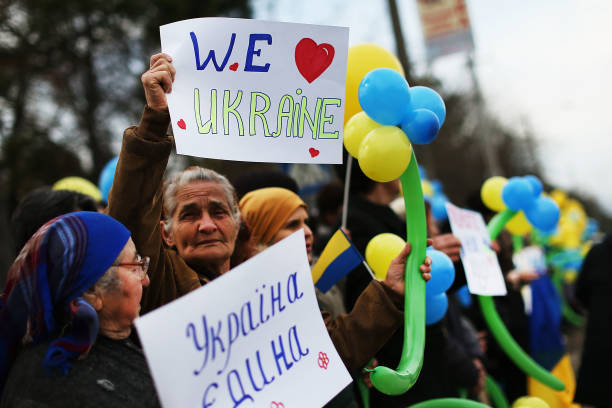 Ukraine Crisis Continues As The Country Prepares For Referendum:ニュース(壁紙.com)