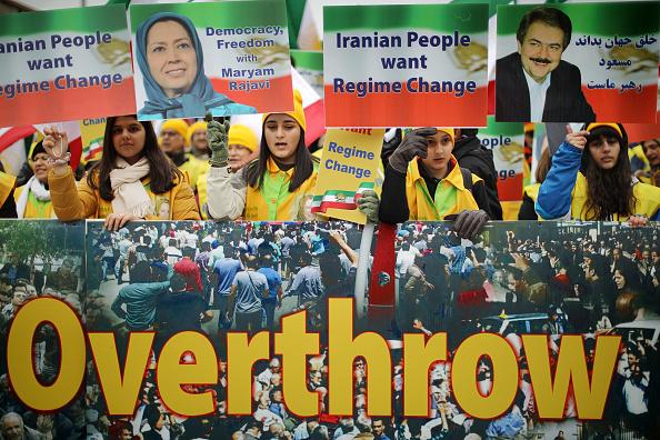 Protestor「Iranian-American Communities Rally For Iranian Regime Change In Washington, D.C.」:写真・画像(4)[壁紙.com]