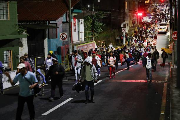 Thousands Of Hondurans In Migrant Caravan Continue March Through Mexico:ニュース(壁紙.com)