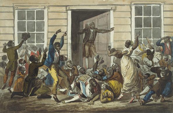 Methodist「Black Methodists Holding A Prayer Meeting」:写真・画像(15)[壁紙.com]