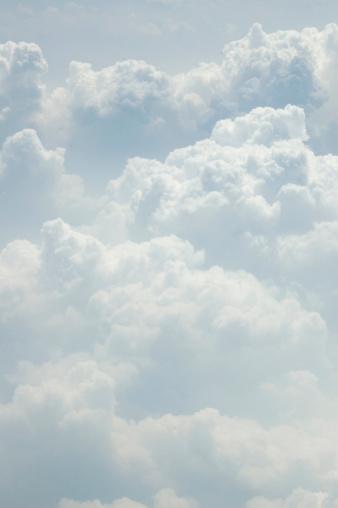 Cumulus Cloud「Clouds」:スマホ壁紙(3)
