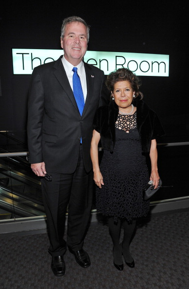 Jeb Bush「2012 Lincoln Center Institute Gala」:写真・画像(11)[壁紙.com]