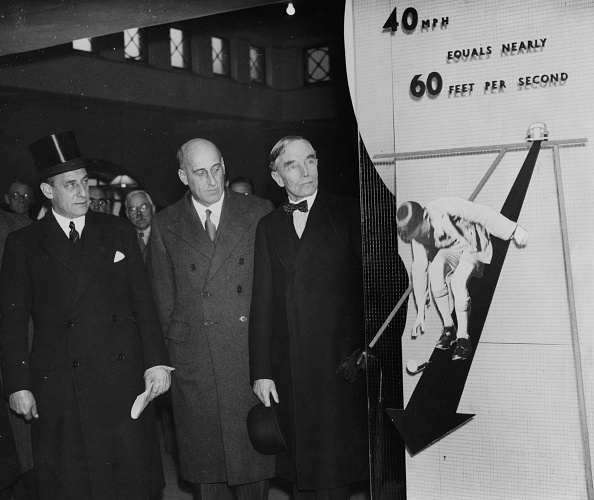 Transport Minister「Sir Philip Game, Sir Hugh Turnbull And Leslie Burgin」:写真・画像(15)[壁紙.com]
