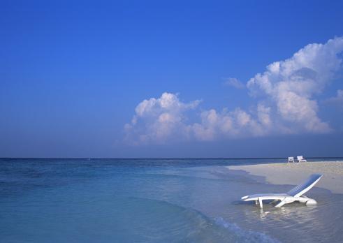 Outdoor Chair「Beach」:スマホ壁紙(2)