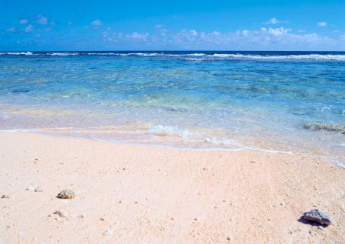 北マリアナ諸島「Beach」:スマホ壁紙(10)