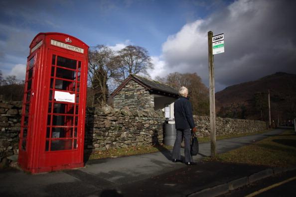Rural Scene「Cumbrian Rural Bus Services Faces Cutbacks」:写真・画像(7)[壁紙.com]