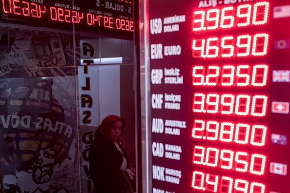 Economy「Turkey's Lira Pushes Towards 4US dollar Threshold」:写真・画像(5)[壁紙.com]